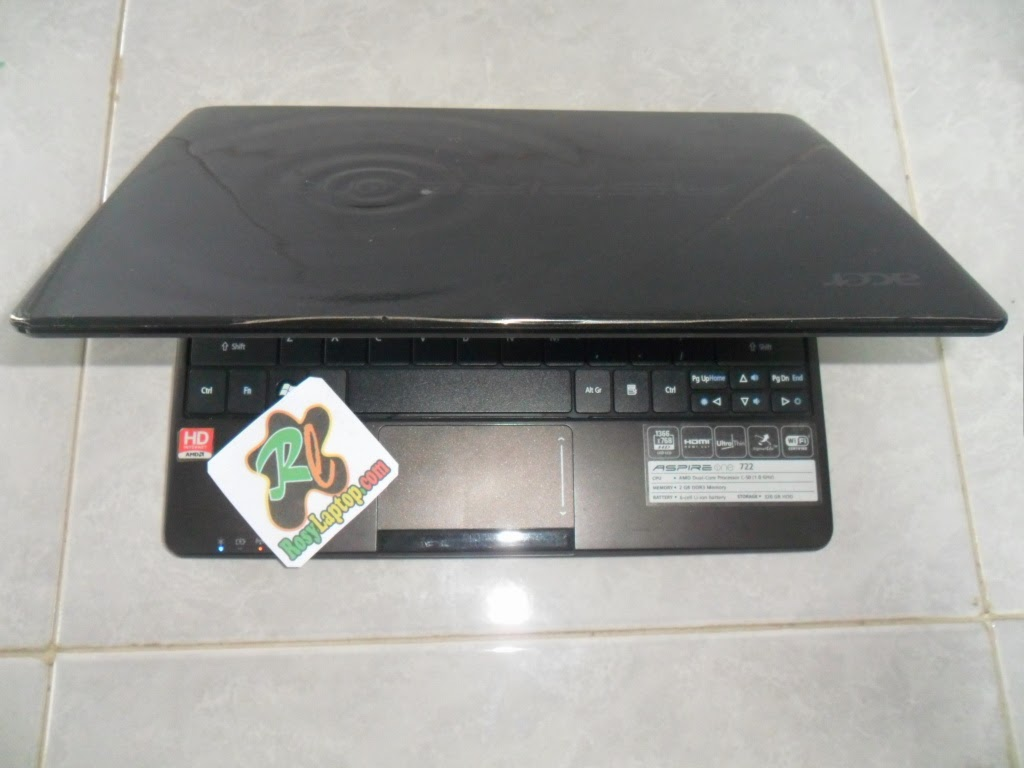 Acer Aspire One 722 Black