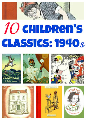 Classic Children's Books from the 1940s