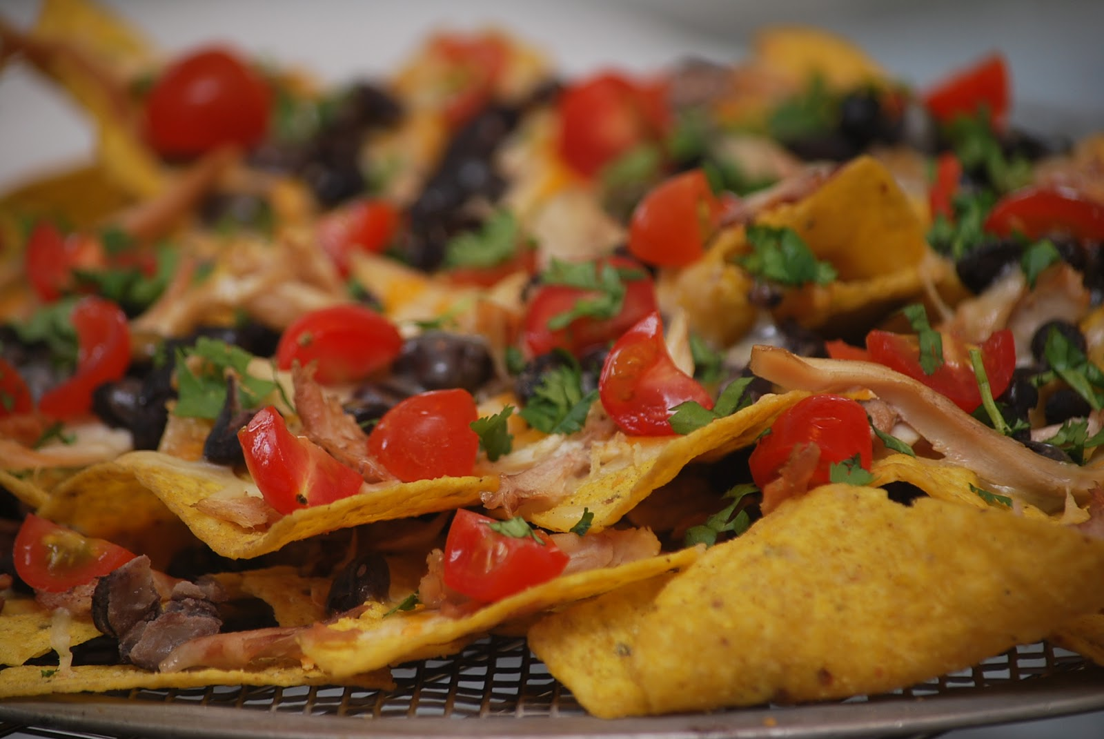 My story in recipes: Grilled Chicken Nachos