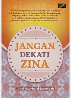 Jangan Dekati Zina | TOKO BUKU ONLINE SURABAYA