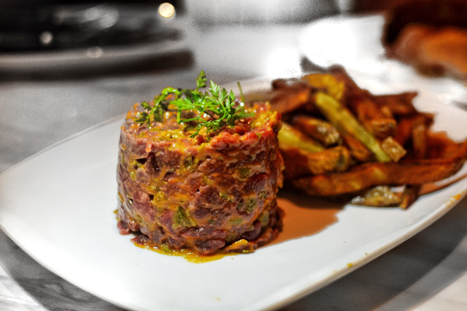 STEAK TARTARE 180G