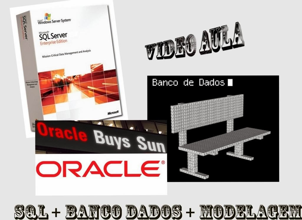 Video Aulas SQL + Banco Dados + Modelagem DVD 03 download