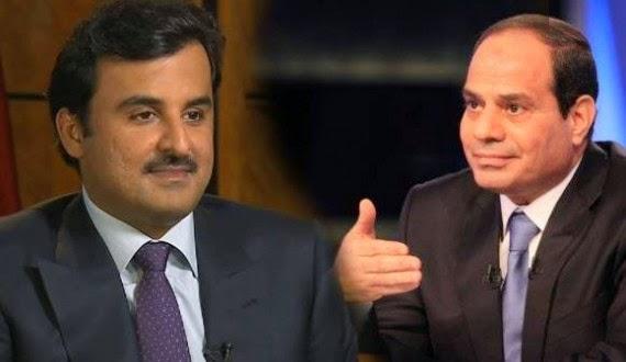 لماذا اعتذر السيسي لأمير قطر
