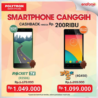 Polytron Smartphone Cashback