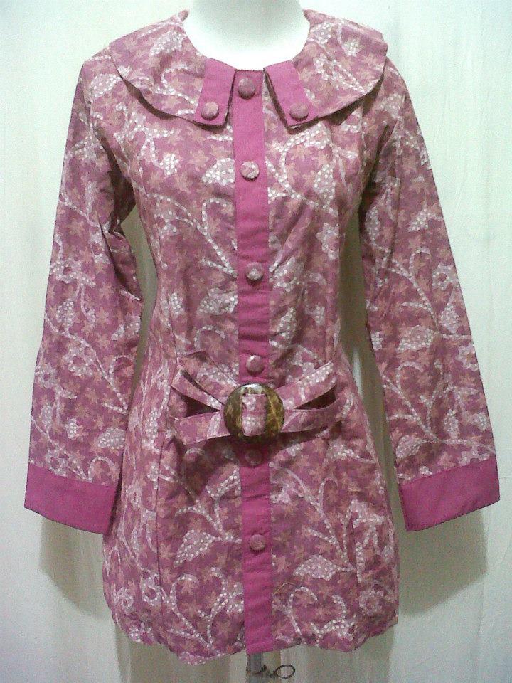 dari batik nafisa produsen batik pekalongan hem daster blus kaos batik