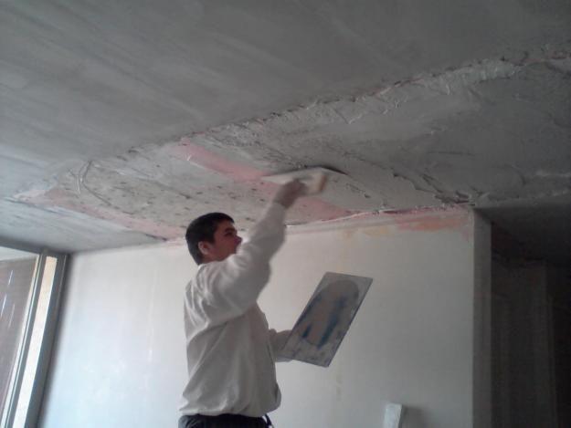 El maestro de obras xavier valderas los condicionamientos - Imprimacion para paredes de yeso ...