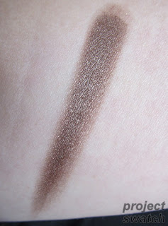 ELF Bronzed Cream Eyeshadow swatch