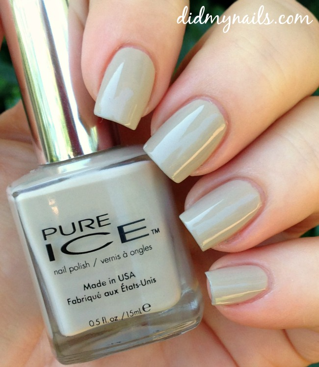 Pure Ice Shore Bet swatch