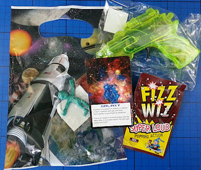 Space Blast party supplies review