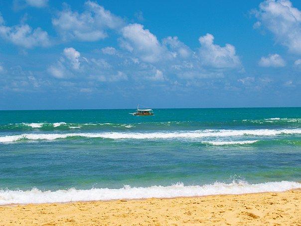 бразилия пляж natal Brasil