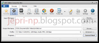 AVS Video Converter 8.1.2.510 + Patch Download
