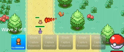 Pokemon Tower Defense walkthrough.