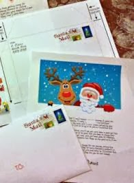 letters from Santa review package