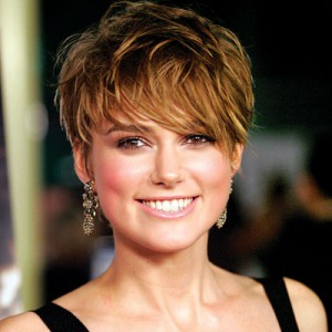 Short Layered Hairstyle 2012