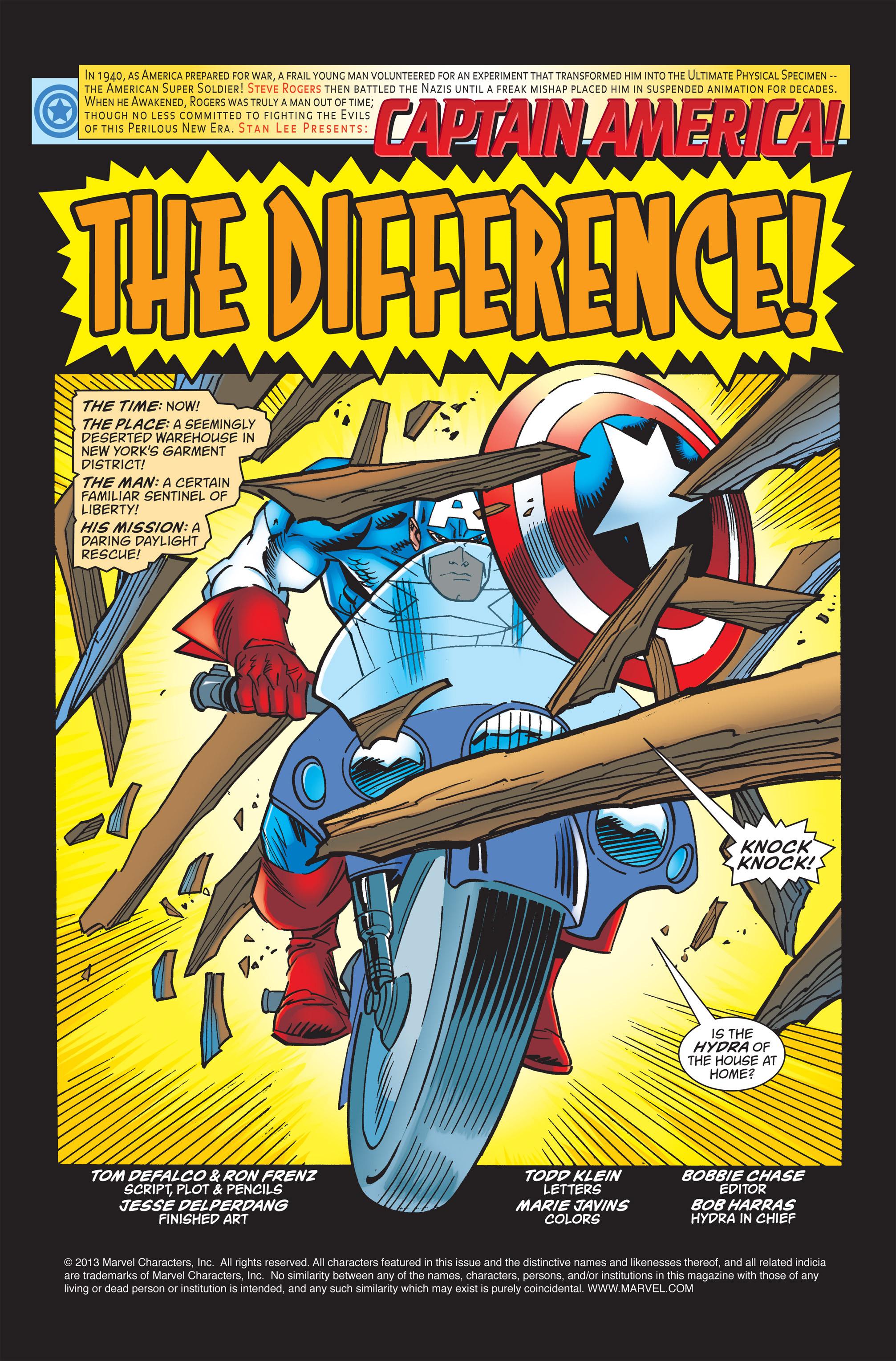 Captain America (1998) Issue #24 #30 - English 2
