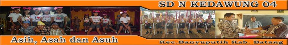 SD N KEDAWUNG 04