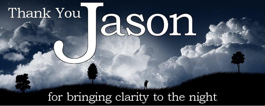 Thank You Jason
