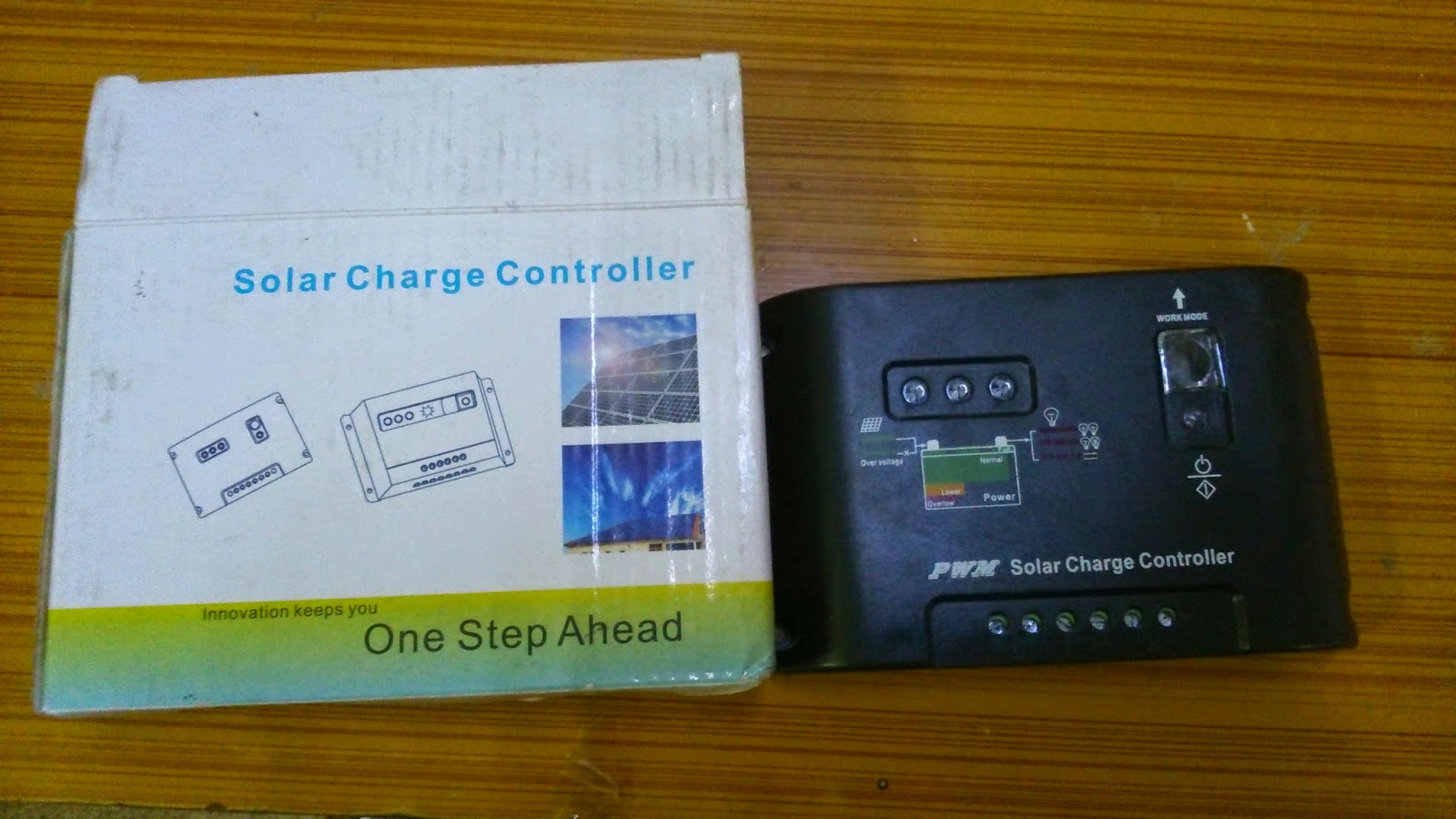 Inside Tour Solar Pwm Charge Controller Max Current Rating 20 Arduino Circuit 2 Here For This Device