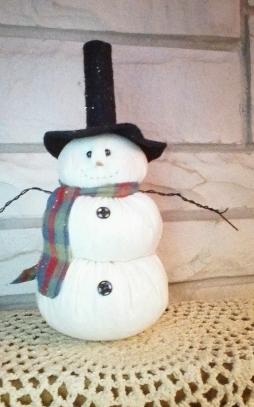 My Newest Snowman