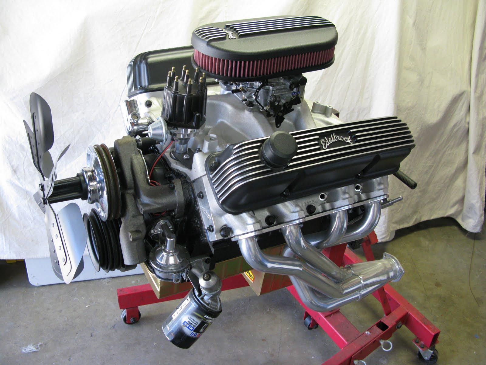 Genesis ford 427 block autos post