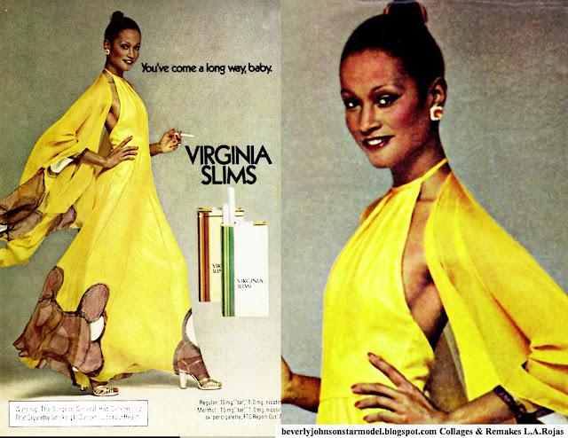 Ebony Magazine 2013 1974 Virginia Slims Ad...