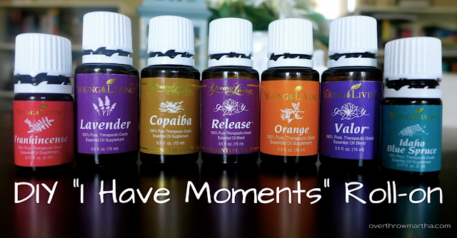 Daily Stress roll on for work or play #DIYrecipes #essentialoils
