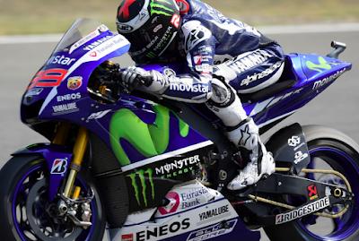 Bintang F1 Ingin Jajal MotoGP, Lorenzo: Jangan Pakai M1 Saya Jika Tanpa?