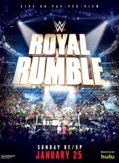 PRÓXIMO PPV WWE ROYAL RUMBLE 2015