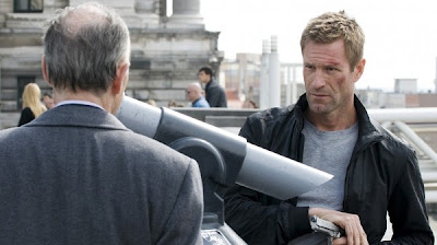 Aaron Eckhart in Erased