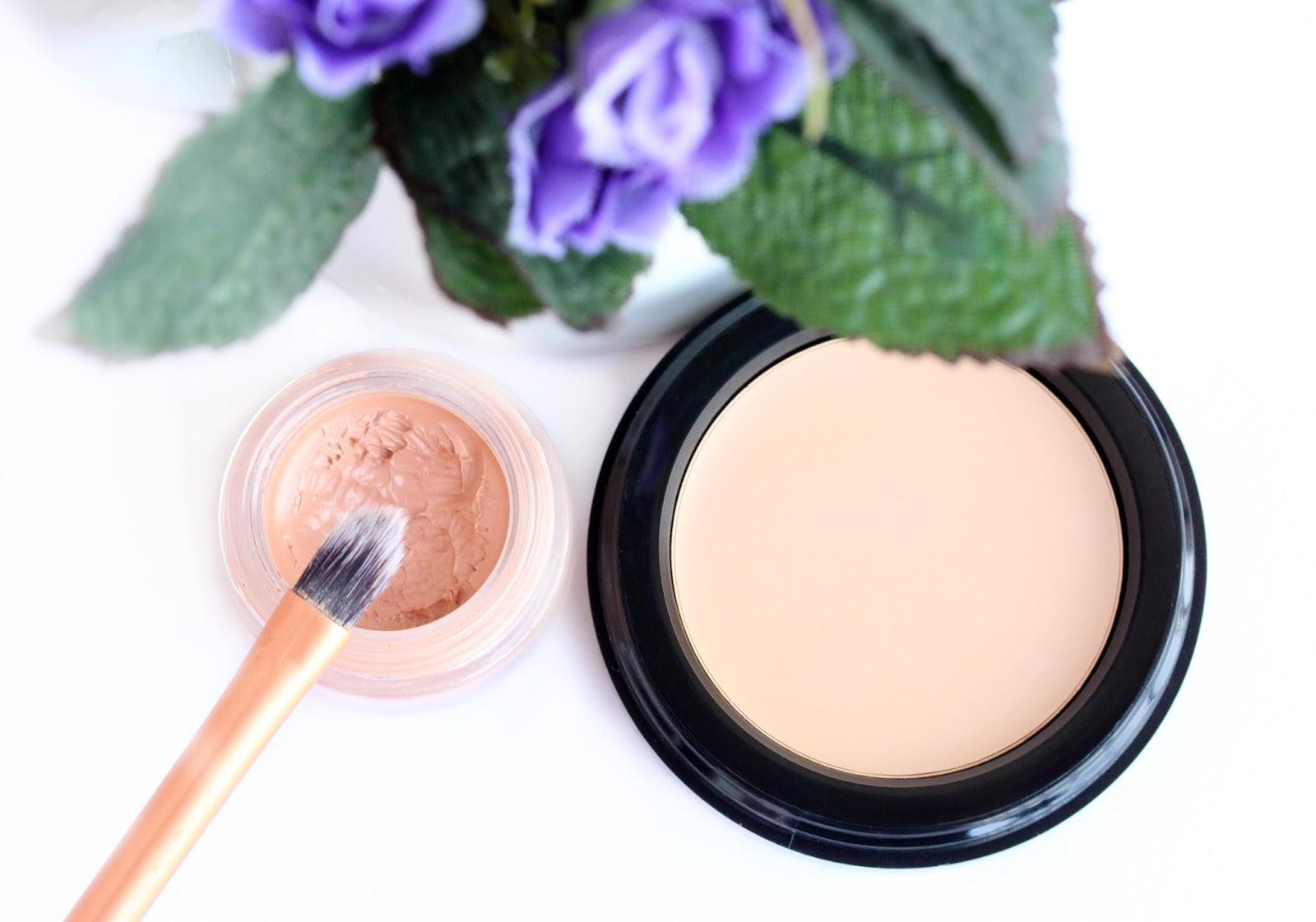 Benefit Erase Paste and Boi-Ing Concealers