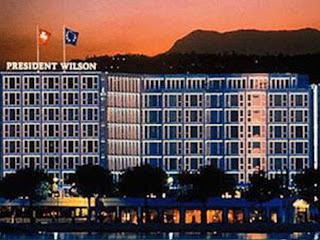 tarif president wilson hotel geneva