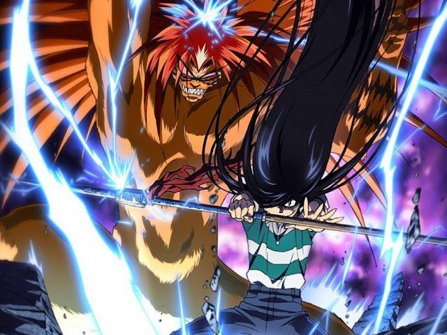 Ushio to Tora Anime