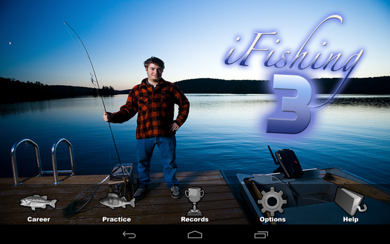 i Fishing 3 Android Game Download,