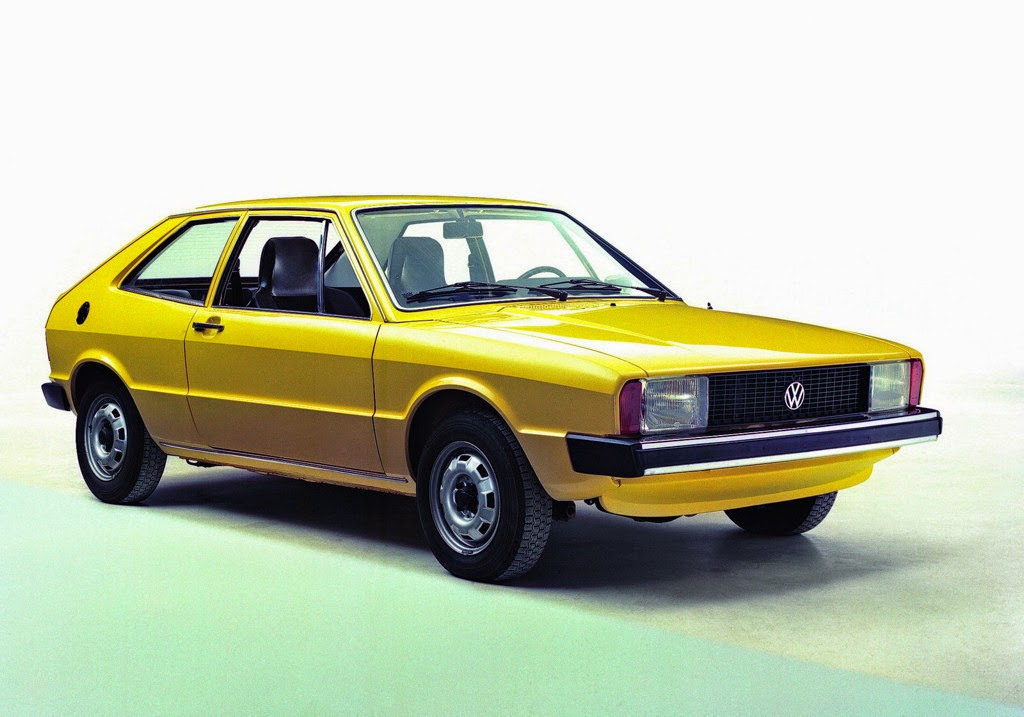 Avengers In Time 1974 Cars Volkswagen Scirocco Typ 53