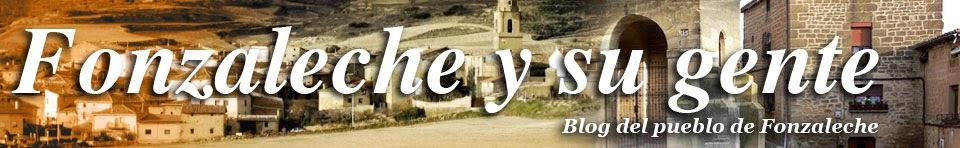 Blog del pueblo de Fonzaleche y su gente