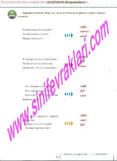 6.Sinif  Turkce Doku Yayinlari Ogrenci Calisma Kitabi Sayfa 173