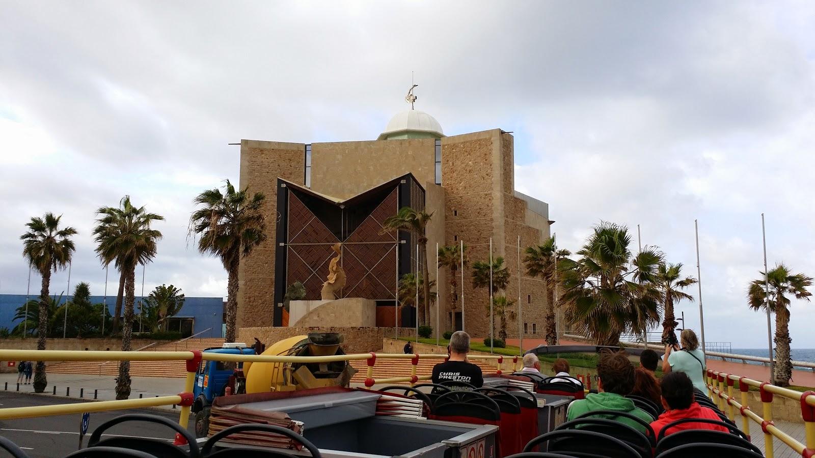 Gran canaria reise info las palmas doppeldecker city for Oficina fred olsen santa catalina