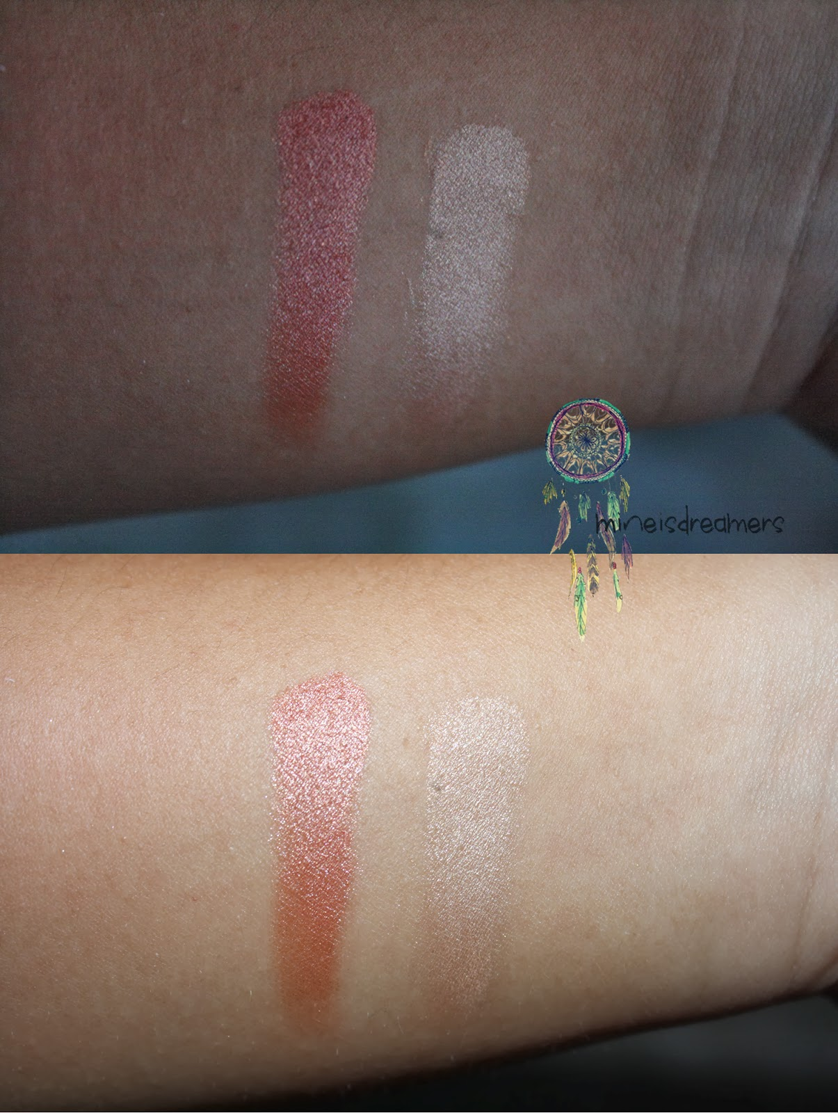 Review Viva Eye Shadow Duo