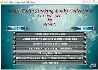 Hacking ebooks free