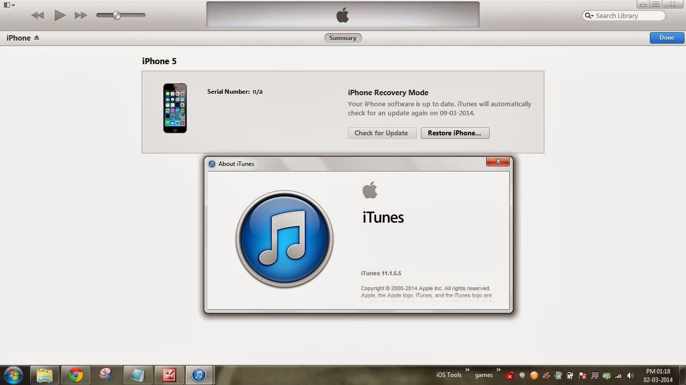 how to fix iphone restore error
