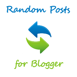 How To Add Random Posts Widget For Blogger