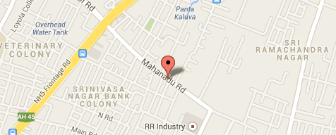 Plots in mahanadu road vijayawada