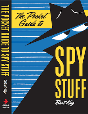 The new SPY STUFF is here!