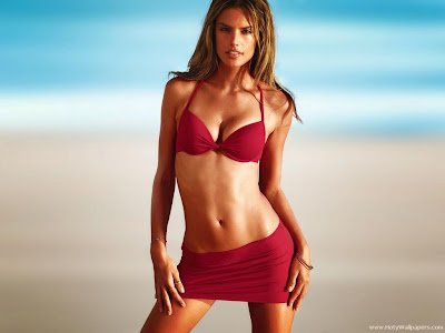 Alessandra Ambrosio Hot Wallpaper