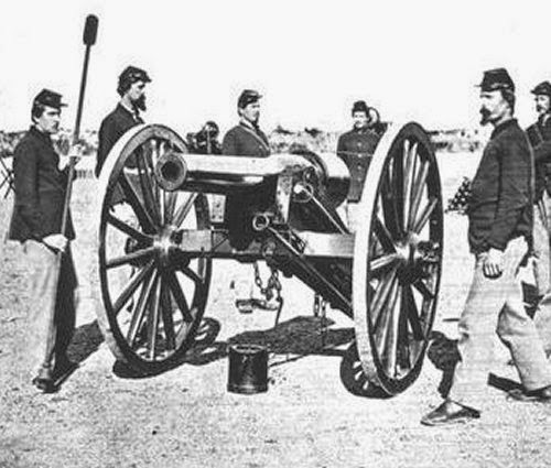 20-Pounder Parrott Rifle picture 1