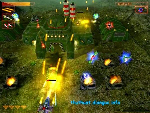 Download game bắn máy bay Air strike 3d cho PC Offline