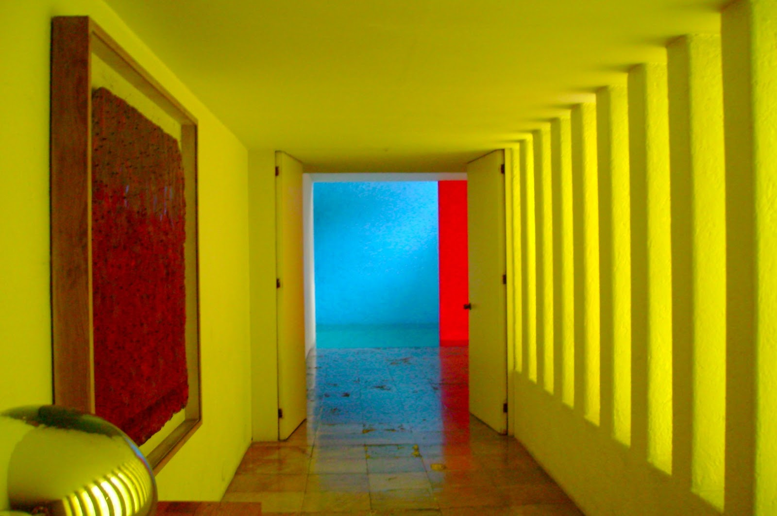 Life In Color: Luis Barragan, Architect of Color