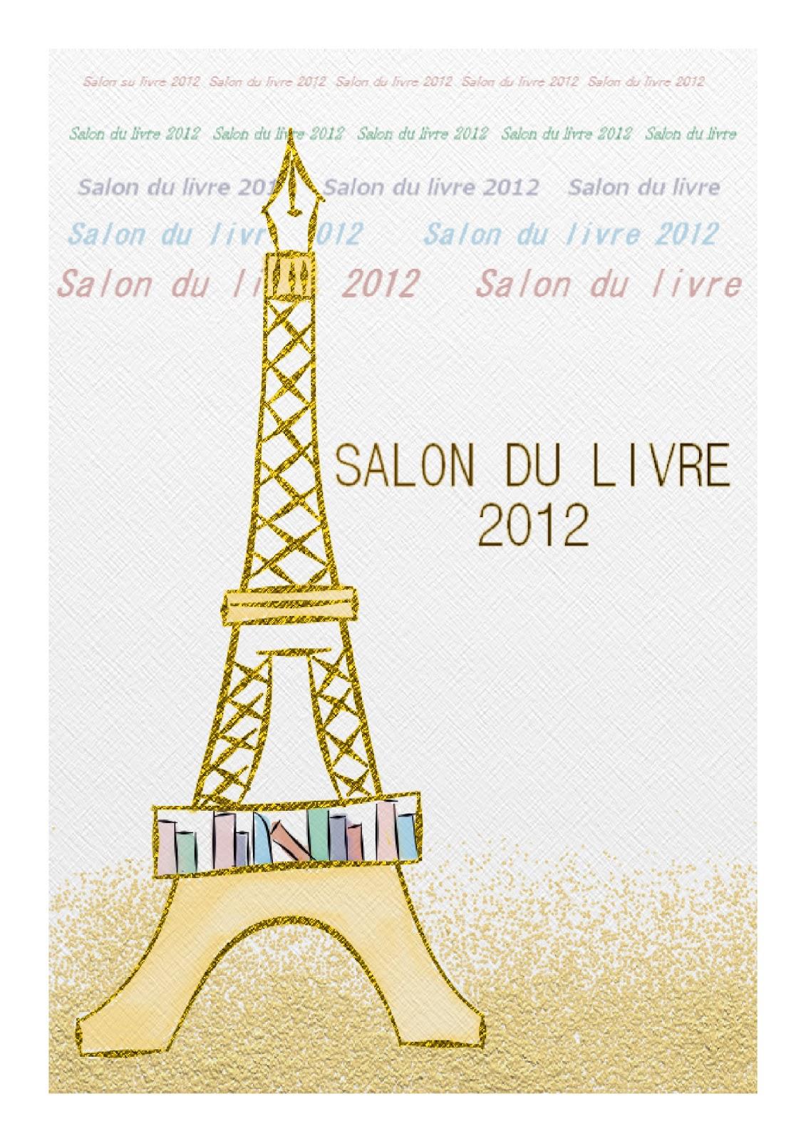 Flocreative - Invitation salon du livre ...