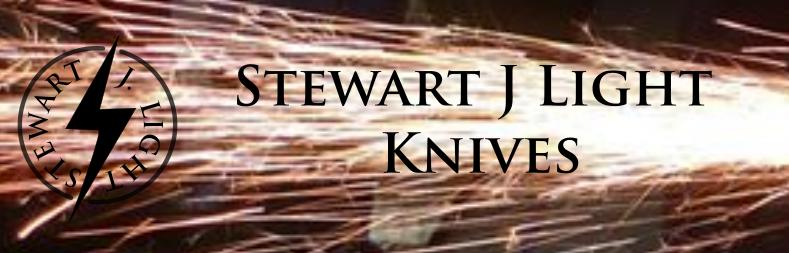 Stewart J Light Knives