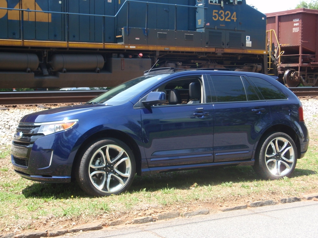 In Fact It Is So Sweeet The High End Import Like Ford Edge Sport We Reviewed Was Outfitted With  Inch Factory Equipped Wheels
